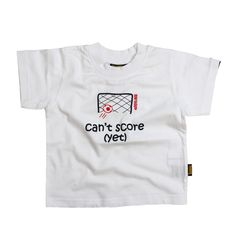 CANT SCORE YET WHITE BABIES FAIRTRADE T-SHIRT No description http://www.MightGet.com/january-2017-11/unbranded-cant-score-yet-white-babies-fairtrade-t-shirt.asp