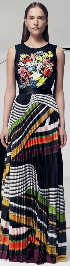 Mary Katrantzou Pre Spring 2016 collection