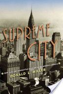 While F. Scott Fitzgerald wrote, Manhattan was transformed by jazz, night clubs, radio, skyscrapers, movies, and the ferocious energy of the 1920s, as this illuminating cultural history brilliantly demonstrates.