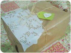 Dona das Coisinhas: Embalagem para presentes e encomendas (e prêmios!)...