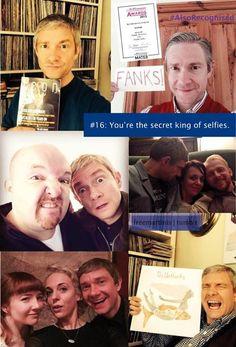 # 44 Reasons Why We Love You - Happy Birthday Martin!