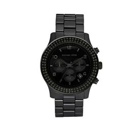 Michael Kors Blackout Glitz Watch