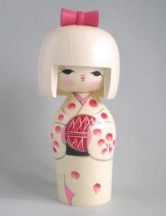 Japanese Creative Kokeshi Doll