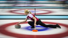 Curling is the new cool this Olympics - Globe and Mail Olympic Curling, Women's Curling, Olympics, Curls, Globe, Cool Stuff, News, Hair Weaves