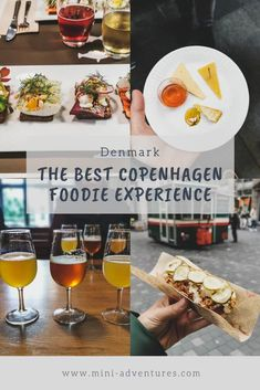 What and where to eat in Copenhagen, Denmark: A city food tour is one of the best things to do in Copenhagen! #copenhagen | Copenhagen food tour #denmark #food