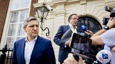 D66 en CDA akkoord met regeerakkoord, Buma blijft in Kamer