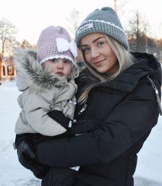 Swedish Design, Winter Hats, Crochet Hats, How To Make, Fashion, Knitting Hats, Moda, La Mode, Fasion