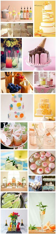 Praise Wedding » Wedding Inspiration and Planning » 118 Summer Wedding Ideas