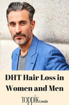 Androgenic alopecia, also known as DHT hair loss, is by far the most common type of hair loss. While the odds of having DHT hair loss are slim as an adolescent or teen, the risk increases with age. So what is DHT and why does it cause hair loss? Keep reading to find out.