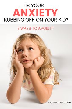When parents are faced with their own anxiety, it can take over their life. Learn how to prevent children from becoming anxious too with three easy strategies! #anxiouskid #howtohelpanxiouskids #helpinganxiouskids #anxiouschild #anxiouschildren Child Development Activities, Toddler Activities, Kids And Parenting, Parenting Hacks, Calming Activities, Sensory Diet, Peaceful Parenting, Healthy Lifestyle Tips, Healthy Meals For Kids