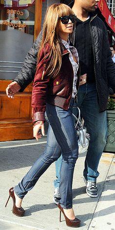 Beyonce. www.wearelse.com