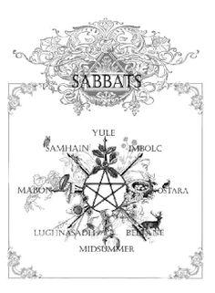 Sabbats Wheel (Cover)
