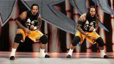 Grab lunch with #WWE Superstars Jimmy & Jey Uso & 2 tickets to a WWE show
