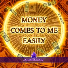 Law of Attraction Money - . - The Astonishing life-Changing Secrets of the Richest, most Successful and Happiest People in the World Prosperity Affirmations, Money Affirmations, Positive Affirmations, Law Of Attraction Money, Law Of Attraction Quotes, Positive Thoughts, Positive Vibes, Words Of Affirmation, Think And Grow Rich