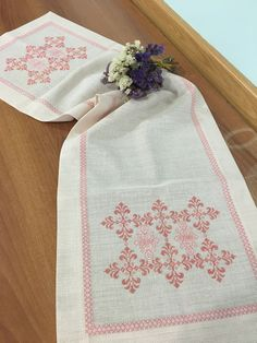 Brilliant Cross Stitch Embroidery Tips Ideas. Mesmerizing Cross Stitch Embroidery Tips Ideas. Learn Embroidery, Cross Stitch Embroidery, Embroidery Patterns, Cross Stitch Borders, Cross Stitch Patterns, Latest Embroidery Designs, Bargello, Palestinian Embroidery, Blackwork