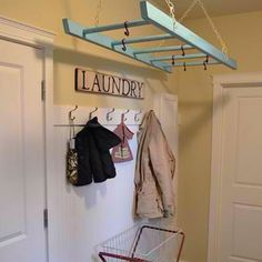 Laundry Room Inspiration / Inspiration Salle de lavage