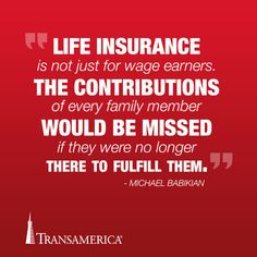 insurance is not just for wage earners. The contributions of every family member would be missed if they were no longer there to fulfill them. Buy Life Insurance Online, Life Insurance Premium, Life Insurance Quotes, Term Life Insurance, Life Insurance Companies, Insurance Business, Health Insurance Benefits, Pet Health Insurance, Disability Insurance