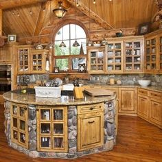 Dream Country Kitchens Impressive Rustic Country Kitchenlove  Homesideas  Pinterest Inspiration