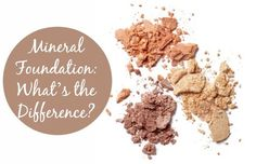 Mineral Foundation: What's the Difference? Mineral makeup may be something you've never heard of before, or it may be something you use every day! I've never really known the difference between normal makeup and mineral makeup, but I came to find out that it actually has a lot of benefits, especially using mineral foundation on your skin...  Read More at http://www.chelseacrockett.com/wp/beauty/mineral-foundation-whats-the-difference/.  Tags: #Beauty, #Complexion