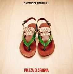 #scarpe #sandals #Dolce&Gabbana #D&G