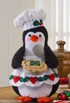 pinguino cocinero