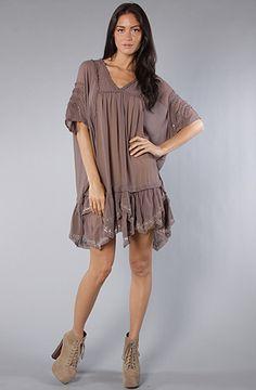 Free People - Beaded beauty dress