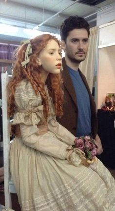 This man is a awesome artist. This doll looks sooo lifelike.