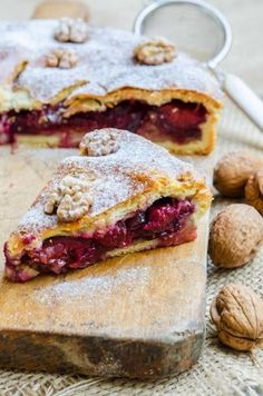 Romanian Desserts, Romanian Food, Sweets Recipes, Cake Recipes, Cooking Recipes, Sweet Pastries, Diy Food, Coco, Sweet Treats