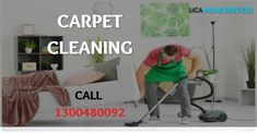Get rid of the harmful, disease-causing bacteria at a throwaway price and breathe afresh by engaging in the best carpet cleaning of the  #LicaHomeService.  Also, we provide   #bond_cleaning_services #end_of_lease #pest_control_services