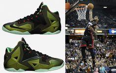 Nike LeBron 11 (2013-14)
