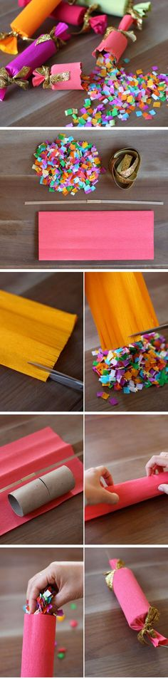 DIY Confetti Party P