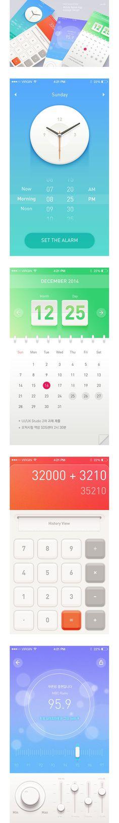 Daily Mobile UI Design Inspiration #463