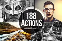 Check out 188 Actions Ultimate Bundle