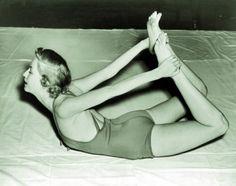 Speaking of well balanced, zen-streched floating bodywork.