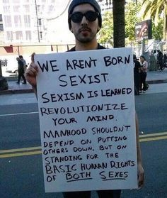 up for both sexes/trans people/queer people/ppl not in the gender binary Love all! Feminist Quotes, Feminist Art, Protest Signs, Protest Art, Power To The People, Intersectional Feminism, Faith In Humanity, Social Issues, Pro Choice