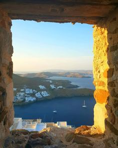 Morocco Vacations And Travel Information - The Travel Ideas Wonderful Places, Beautiful Places, Door And Window Design, Greece Pictures, World Travel Guide, Greek Isles, Greece Islands, Through The Window, Travel Information