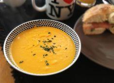 soupe carottes coco citronelle