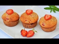 Cook N, No Cook Desserts, Muffins, Berries, Food And Drink, Cooking Recipes, Cupcakes, Sugar, Breakfast