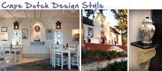 Cape Dutch Design Style