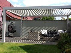 Pergola For Small Backyard Pergola Alu, Pergola On The Roof, Aluminum Pergola, Curved Pergola, Modern Pergola, Pergola Swing, Cheap Pergola, Covered Pergola, Patio Roof