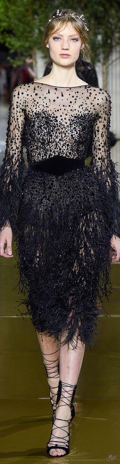 Fall 2017 Haute Couture Zuhair Murad