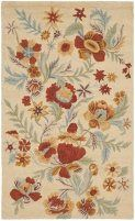 Blossom BLM915B Hand Hooked Wool Rug