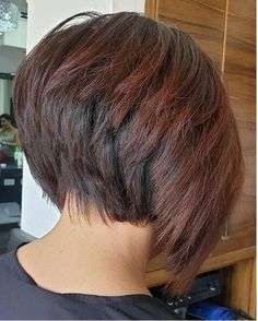 26 Winning Looks with Bob Haircuts for 2019 - Stile di capelli Choppy Bob Hairstyles, Bob Hairstyles For Fine Hair, Short Bob Haircuts, Trending Hairstyles, Medium Hairstyles, Haircut Bob, Braided Hairstyles, Short Hair Cuts For Women, Short Hair Styles