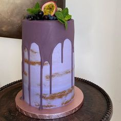 """@erinas_eats on Instagram: """"It's everything for me 💜"""" Everything, Planter Pots, Cakes, Desserts, Instagram, Food, Tailgate Desserts, Deserts, Cake Makers"""