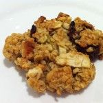 The Best Fruit & Nut Sugarless Flourless Oat Cookie Recipe