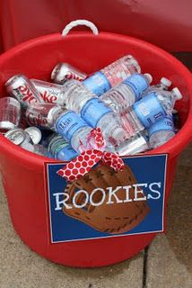 Rookies vs the big leagues sort of like our leaded vs unleaded for kid vs adult beverages