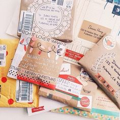 Ideas: Happy Mail