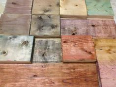 Uses Food Coloring with the vinegar/steel wool stain. The Modern DIY Life: Cheap and Easy DIY Dark Wood Stain