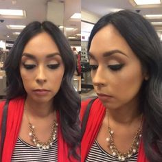 You will look your best on your big day if you hire this professional makeup artist. She does a range of wedding makeup styles that will bring out the beauty in every bride.
