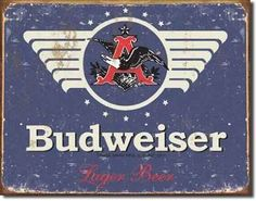 Vintage beer #signs are just great aren't they??